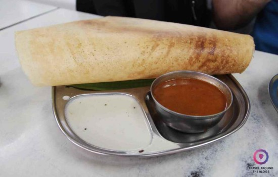 Here's DOSA in Mumbai.