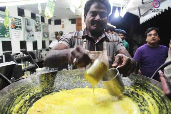 A oto jak przygotowuje się masala milk